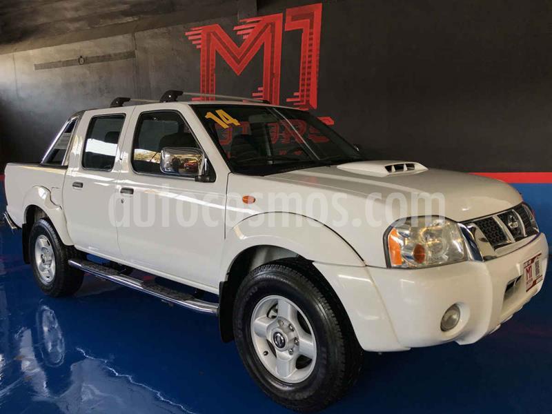 Nissan Frontier Pro-4X LE 2.4L usado (2014) color Blanco precio $238,000