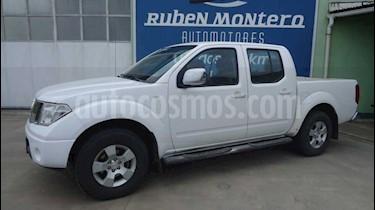 Foto venta Auto usado Nissan Frontier - (2011) color Blanco precio $730.000