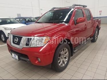 Foto venta Auto usado Nissan Frontier 4p Pro-4X V6/4.0 Aut 4x2 (2015) color Rojo precio $310,000