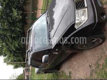 Nissan Frontier 4x4 2.5 TDi Attack Aut usado (2013) color Negro precio $720.000