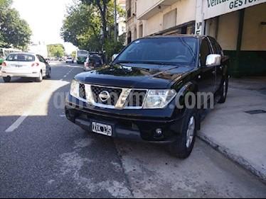 Foto venta Auto usado Nissan Frontier 4x4 2.5 TDi LE Aut (2010) color Negro precio $580.000