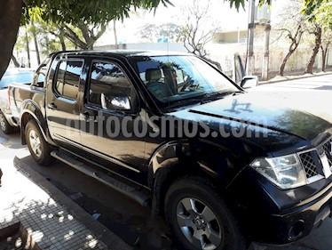 Nissan Frontier 4x4 2.5 TDi LE Cuero usado (2010) color Negro precio $690.000
