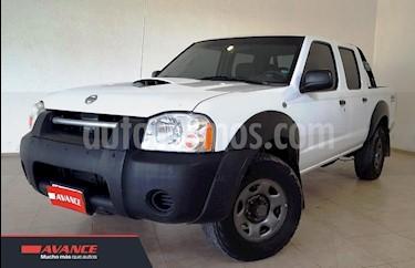 Foto venta Auto Usado Nissan Frontier 4X4 2.8 TDi SE CD (2008) color Blanco precio $339.000