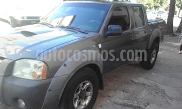 Foto venta Auto usado Nissan Frontier 4X4 2.8 TDi XE CD (2003) color Gris Meteorito precio $360.000