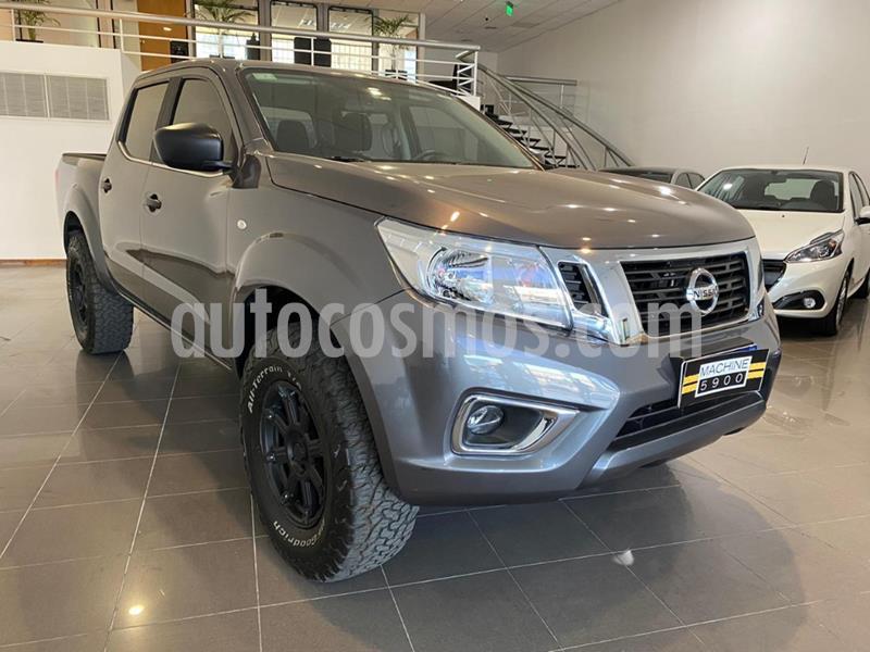 Nissan Frontier LE 4x2 2.3 TDi usado (2018) color Gris Oscuro precio $2.490.000