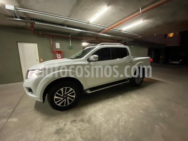 Nissan Frontier LE 4x4 2.3 TDi Aut usado (2019) color Blanco precio $2.650.000