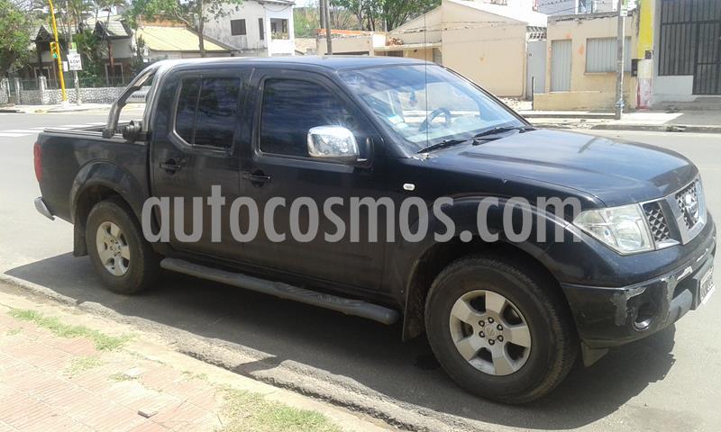 Nissan Frontier 4x4 2.5 TDi LE Cuero usado (2010) color Negro precio $1.150.000