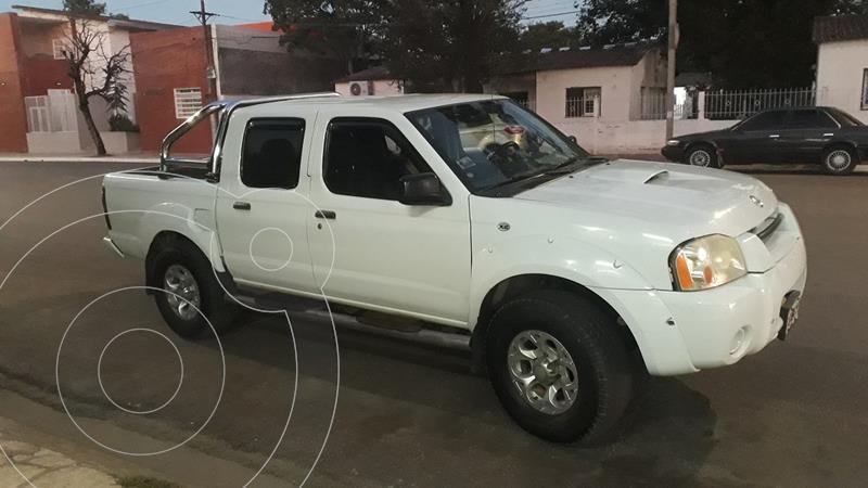 Nissan Frontier 4X2 2.8 TDi XE CD usado (2005) color Blanco precio $880.000