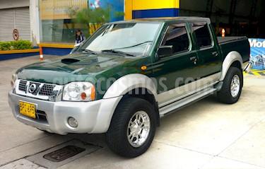 Nissan Frontier Doble Cabina 2.5L Turbo Di 4x2 usado (2005) color Verde precio $30.000.000