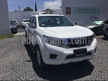 Foto venta Auto usado Nissan Frontier FRONTIER 2.5 LE TM AC 4P (2019) color Blanco precio $359,000