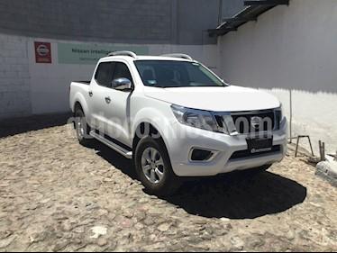 Foto venta Auto usado Nissan Frontier FRONTIER 2.5 LE TM AC 4P (2019) color Blanco precio $389,610