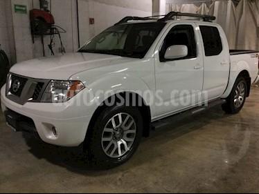 Foto venta Auto Seminuevo Nissan Frontier FRONTIER PRO4X 5AT 4X2 (2014) color Blanco precio $280,000
