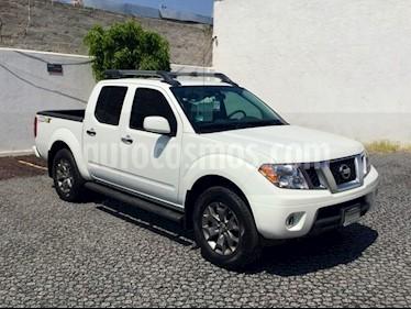 Foto venta Auto usado Nissan Frontier FRONTIER PRO4X 5AT 4X4 (2019) color Blanco precio $537,980
