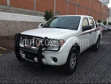 Foto venta Auto Seminuevo Nissan Frontier FRONTIER (2014) color Blanco precio $239,000