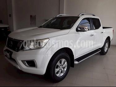 Foto venta Auto Seminuevo Nissan Frontier LE 2.4L 4x4 (2018) color Blanco precio $349,900