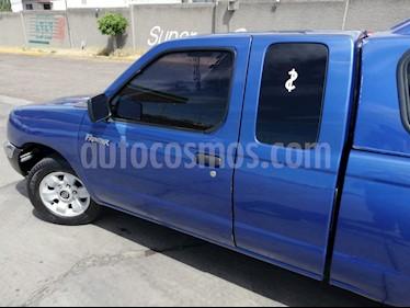 Foto venta Auto usado Nissan Frontier LE 2.4L 4x4 (1999) color Azul precio $120,000