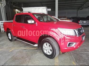 Foto Nissan Frontier LE 2.4L  usado (2018) color Rojo precio $340,000