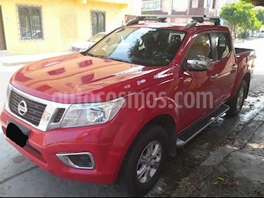 Nissan Frontier LE 2.4L  usado (2018) color Rojo precio $335,000