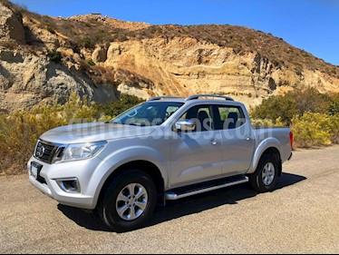 Nissan Frontier LE 2.4L  usado (2017) color Plata precio $310,000