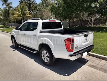 Foto venta Auto usado Nissan Frontier LE 2.4L  (2017) color Blanco precio $300,000