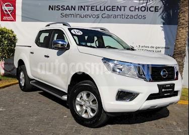 Foto venta Auto usado Nissan Frontier LE 2.4L (2018) color Blanco precio $349,000