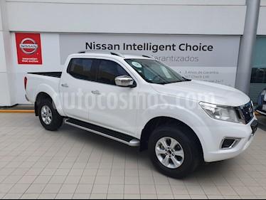 Foto venta Auto usado Nissan Frontier LE 2.4L  (2018) color Blanco precio $339,000