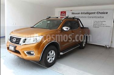 Foto venta Auto usado Nissan Frontier LE 2.4L (2018) color Naranja precio $339,000