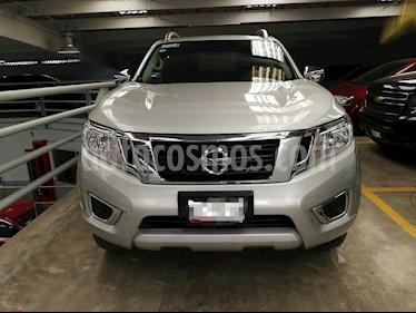 Nissan Frontier LE 2.4L  usado (2018) color Plata precio $335,000