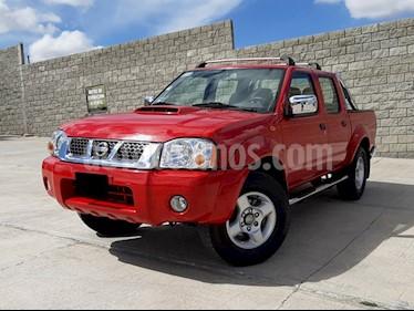 Foto Nissan Frontier LE 2.4L  usado (2015) color Rojo precio $265,000
