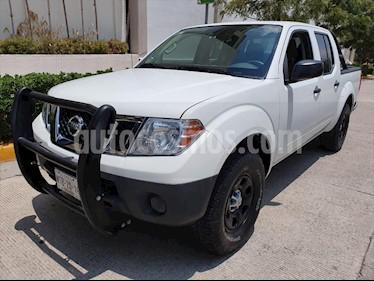 Nissan Frontier S 4X4 usado (2014) color Blanco precio $220,000