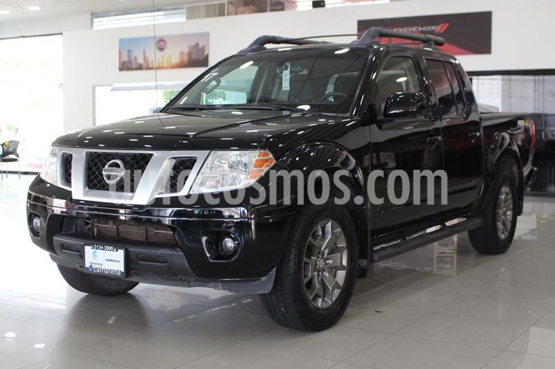 Nissan Frontier Pro-4X 4x4 V6 usado (2017) color Negro precio $365,000