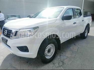 Nissan Frontier XE 2.4L usado (2018) color Blanco precio $319,000