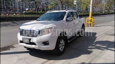 Nissan Frontier 4p LE L4/2.4 Man usado (2016) color Blanco precio $299,000