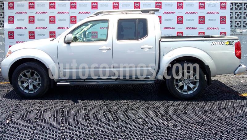 Nissan Frontier Pro-4X 4x2 V6 usado (2017) color Plata precio $425,000