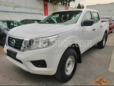 Nissan Frontier XE 2.4L usado (2018) color Blanco precio $285,000