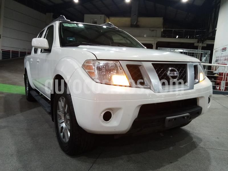 Nissan Frontier Pro-4X 4x2 V6  usado (2014) color Blanco precio $249,000