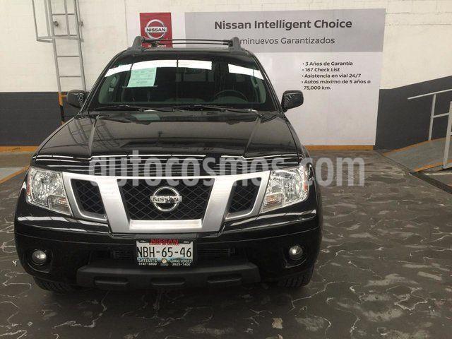Nissan Frontier Pro-4X 4x4 V6 usado (2017) color Negro precio $385,500