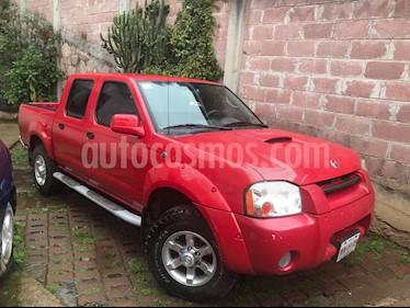 Nissan Frontier SE 2.4L 4x2  usado (2008) color Rojo Vivo precio $155,000