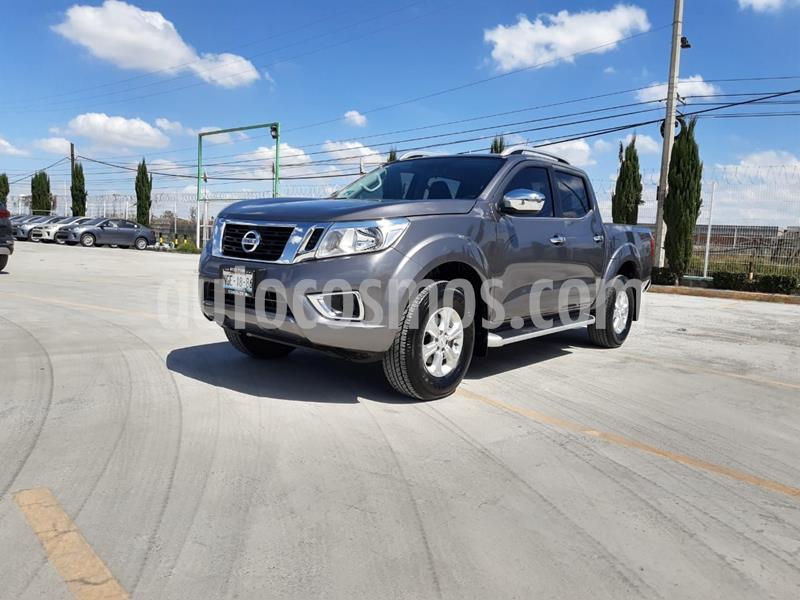 Nissan Frontier LE 2.4L usado (2019) color Gris precio $350,000