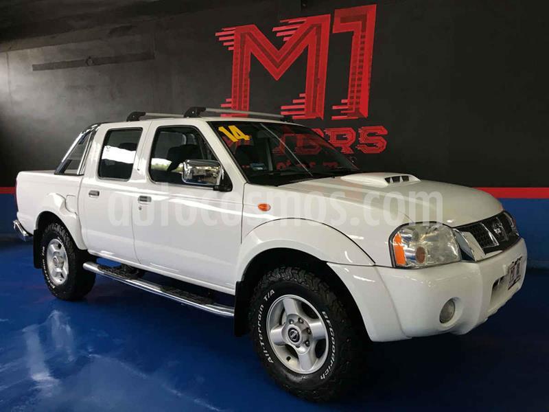 Nissan Frontier LE 2.4L usado (2014) color Blanco precio $237,000