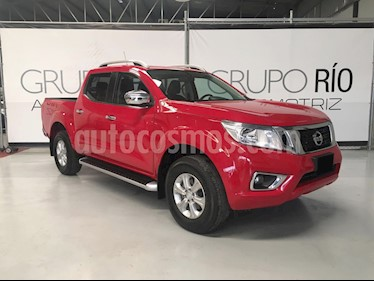 Nissan Frontier LE 2.4L  usado (2018) color Rojo precio $308,000