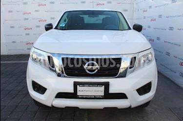 Nissan Frontier XE 2.4L usado (2018) color Blanco precio $270,000