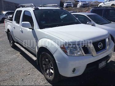 Foto Nissan Frontier Pro-4X 4x2 V6 usado (2014) color Blanco precio $270,000