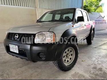 Nissan Frontier XE 2.4L 4x2  usado (2013) color Gris precio $175,000