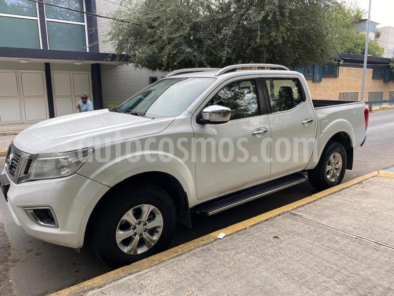 Nissan Frontier LE 2.4L  usado (2016) color Blanco precio $240,000