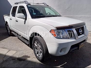 Nissan Frontier Pro-4X 4x4 V6 usado (2019) color Blanco precio $435,000