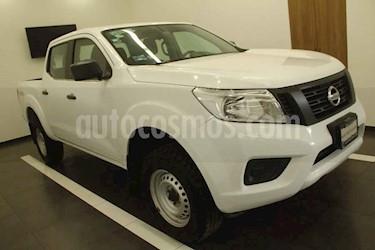 Nissan Frontier 4p LE Diesel L4/2.5/T 4x4 Aut usado (2018) color Blanco precio $309,000