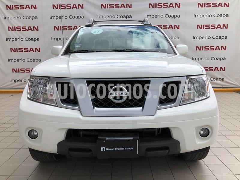 Nissan Frontier Pro-4X 4x4 V6 usado (2017) color Blanco precio $395,000