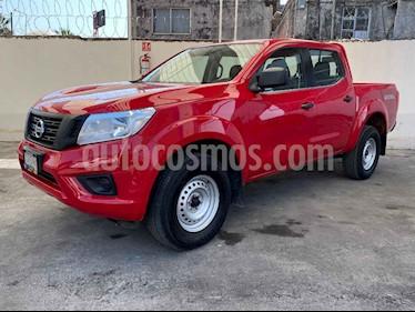 Nissan Frontier 4p LE L4/2.4 Man usado (2018) color Rojo precio $349,900