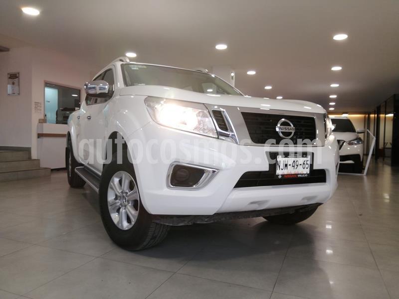 Nissan Frontier LE 2.4L  usado (2020) color Blanco precio $399,800